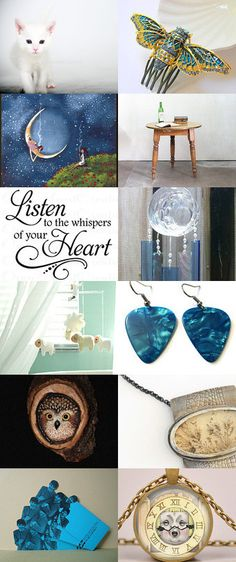 Music of the Night -  End of Summer by Marilyn on Etsy--Pinned with TreasuryPin.com