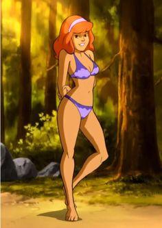Velma i Daphne seks animowany