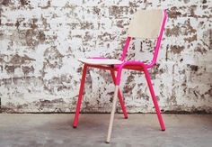 "the ""jake"" chair from koskela"