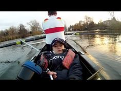 Great insight into the role of the coxswain