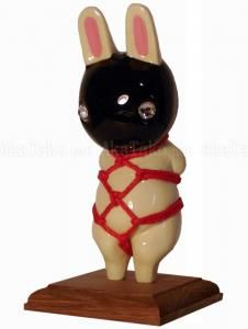 Black Mask Bunny Kinbaku Doll