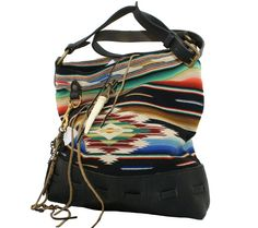 La besace Serape de Ralph Lauren Collection