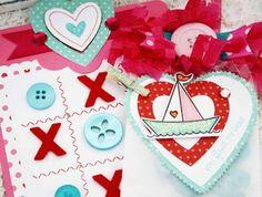 tremendous treats:  valentine...