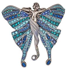 Isabella Butterfly Fairy Pin Enhancer