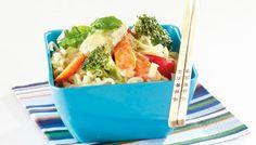 Vihreä kasviscurry - K-ruoka