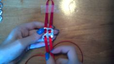 Pop tab bracelet This is a great tutorial. The kids and I loved making these! A