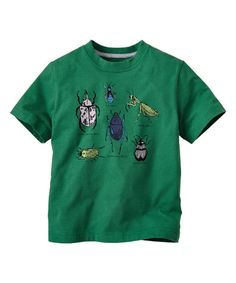 Look what I found on #zulily! Tree Ivy Insects Art Tee #zulilyfinds
