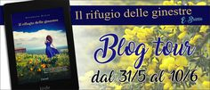 Romance and Fantasy for Cosmopolitan Girls: Blog Tour: Il rifugio delle ginestre di Elisabetta...