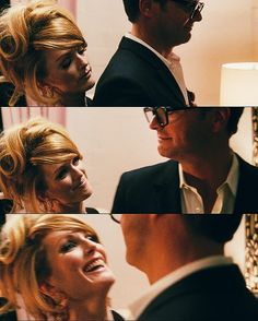 a single man, by tom ford.  julianne moore and colin firth.