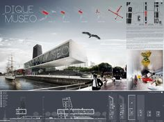 Dique Museo Competition