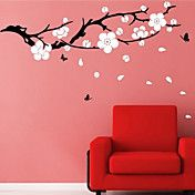 Wall Stickers and Decals, Wall Art Stickers Cheap Wall Stickers, Flower Wall Stickers, Wall Decals, Wall Vinyl, Wall Art, Orange Bedroom Walls, Orange House, Home Decor Inspiration, Decor Ideas