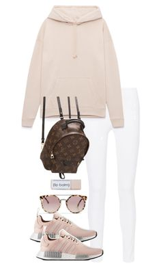 """""""Untitled #5141"""" by theeuropeancloset ❤ liked on Polyvore featuring Joseph, Louis Vuitton and Topshop"""