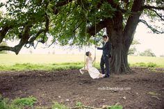 Ballymagarvey Swing is a lovely location in the grounds for photos!