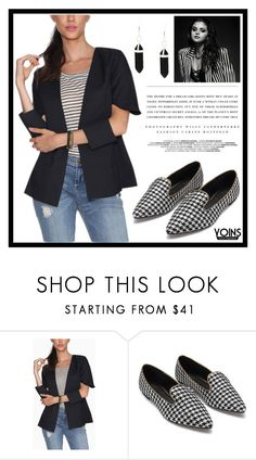 """""""Yoins 3."""" by amra-sarajlic ❤ liked on Polyvore featuring CO, Kerr®, yoins, yoinscollection and loveyoins"""