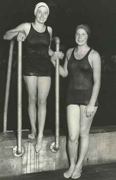 Seattle native Helen Madison and runner-up in the 1932 Summer Olympics.  Won gold medals in the 100 and 400 freestyle and anchored the gold medal 4x100 freestyle relay team.