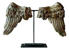 Gorgeous angel wings
