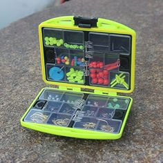 High Quality waterproof Fishing Tackle Box green fishing boxs Lure Case fast transport * Be sure to check out this awesome product.