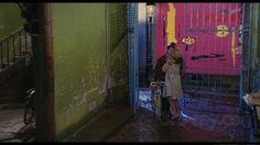 Umbrellas of Cherbourg Romantic Jacques Demy, Umbrellas Of Cherbourg, Lovers Embrace, Brooklyn Style, Romantic Films, Catherine Deneuve, Film Stills, Cinematography, Movies