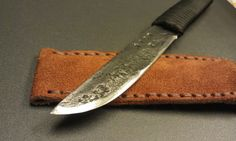 hand forged knife   Tumblr