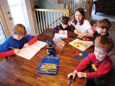 Simple Homeschool (Steady Mom)