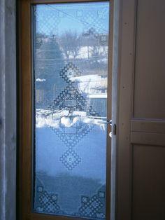 casa nonna porta finestra