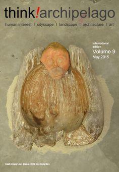 think archipelago international edition, Volume May 2015 Magazine, Archipelago, Cover, Magazines, Slipcovers