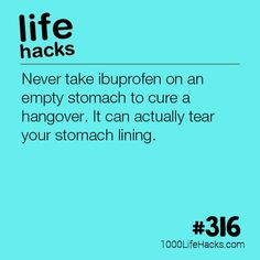 Life Hacks) The post Ibuprofen On An Empty Stomach appeared first on 1000 Life Hacks. Life Hacks) The post Ibuprofen On An Empty Stomach appeared first on 1000 Life Hacks.The post Ibuprofen On An Empty Stomach appeared first on 1000 Life Hacks. Simple Life Hacks, Useful Life Hacks, French Beauty Secrets, Beauty Routine Checklist, 1000 Life Hacks, Natural Beauty Tips, Thing 1, Survival Tips, Survival Skills