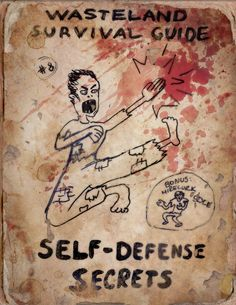 Wasteland Survival #8 Book - Fallout 4 by PlanK-69