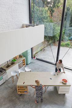 Gallery - Town House in Antwerp / Sculp[IT] - 3