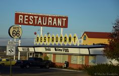 """ Route 66 Restaurant "" in Santa Rosa New Mexico  "" Route 66 on My Mind "" Route 66 blog ; http://2441.blog54.fc2.com https://www.facebook.com/groups/529713950495809/ http://route66jp.info"