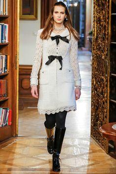 "Chanel ""Metiers d'Art Paris-Salzburg"" Pre-Fall 2015."