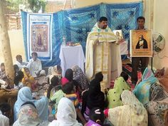 A DAY WITH VENERABLE FATHER SERAPHIM OF SAROV St. Sergius Of Radonezh Orthodox Church In Pakistan