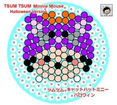 TSUM TSUM キャットハットミニー