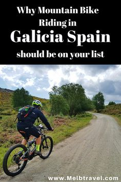 Mountain Bike riding isn't just a sport or hobby to many it is a way of life and after my recent press trip to Galicia Spain