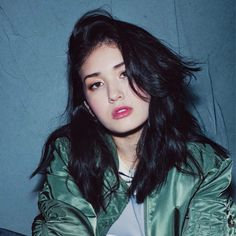 Find images and videos about girl, fashion and beautiful on We Heart It - the app to get lost in what you love. Jeon Somi, South Korean Girls, Korean Girl Groups, Asian Boys, Asian Girl, Oppa Gangnam Style, Choi Jin, Pre Debut, Ulzzang Girl