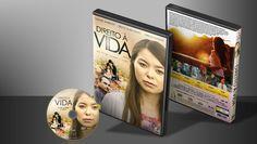 Direito À Vida - Capa   VITRINE - Galeria De Capas - Designer Covers Custom   Capas & Labels Customizados