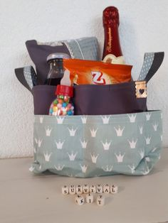 Survival Kit für Mami und Papi zur Geburt. Ein tolles Geschenk