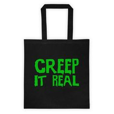Creep It Real Tote - Mortal Threads