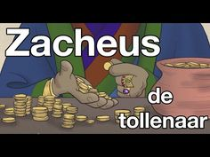 Zacheus (met tekst) - bijbelliedjes - YouTube