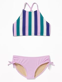 Cute Swimsuits, Cute Bikinis, Girl Outfits, Cute Outfits, Pretty Outfits, Summer Outfits, Kids Bathing Suits, Swim Sets, Girls Swimming