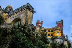 Introducción a Sintra Parte I   Turismo en Portugal (shared via SlingPic)