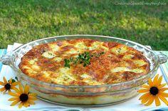 Crustless Cauliflower Quiche by ~CinnamonGirl, via Flickr