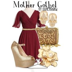 Skip the drama, stay with mama, mother knows best! (and has an awesome dress)
