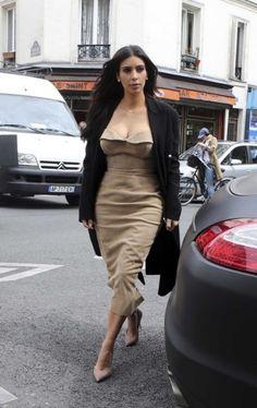 Kim Kardashian West style file - Vogue Australia