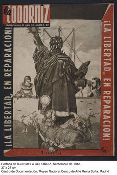 posguerra española
