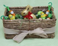 How-To:  Build the Perfect Easter Basket with Lindt GOLD BUNNY & Friends!