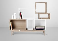 Stacked shelf by Muuto - Stacked ... | Home & Decor Singapore