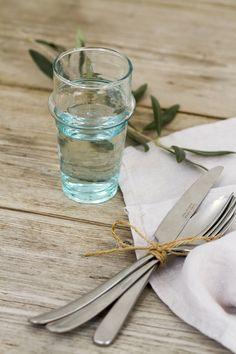 B4 glass of water (Demi) #kessyverre #verresouffle #artisanal #product #glass…