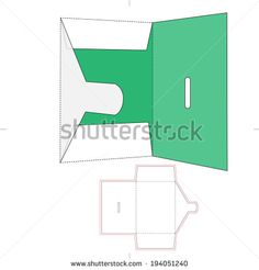 Find Brochure Folder Die Cut Layout stock images in HD and millions of other royalty-free stock photos, illustrations and vectors in the Shutterstock collection. Mailer Design, Box Design, Brochure Design, Pouch Packaging, Cardboard Packaging, Folder Design, Journal Template, Presentation Folder, Diy Crafts For Gifts