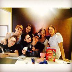 Cast of Descendants #my little cinnamon roll babies!!! #Disney Descendants
